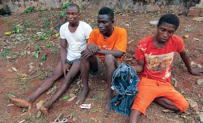 How Robbers Raped 35-Year-Old In Husband's Presence