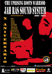 JAH RAS SOUND SYSTEM-THE UPRISING ROOTS WARRIOR