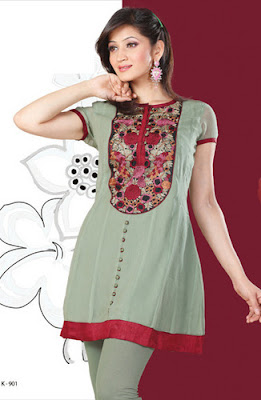 Fency Kurti Image collection