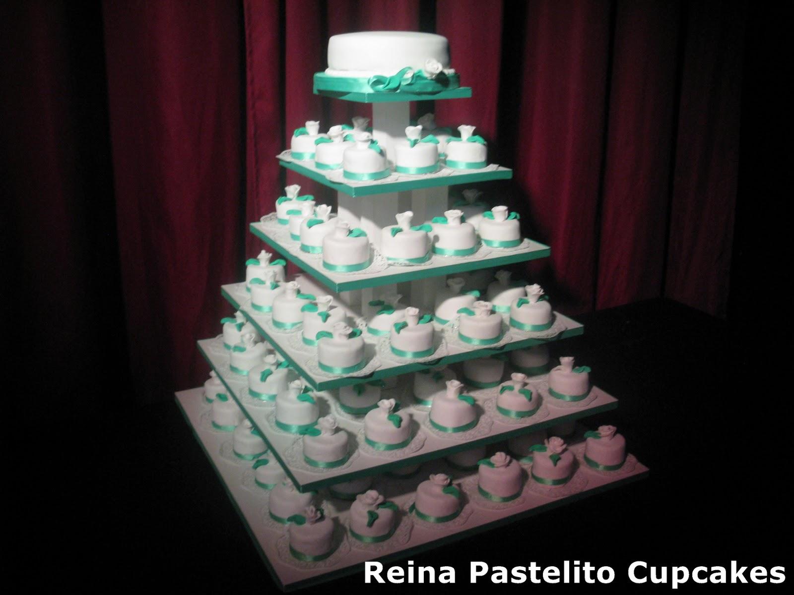 Reina Pastelito Cupcakes Tortas Torta De Casamiento Y