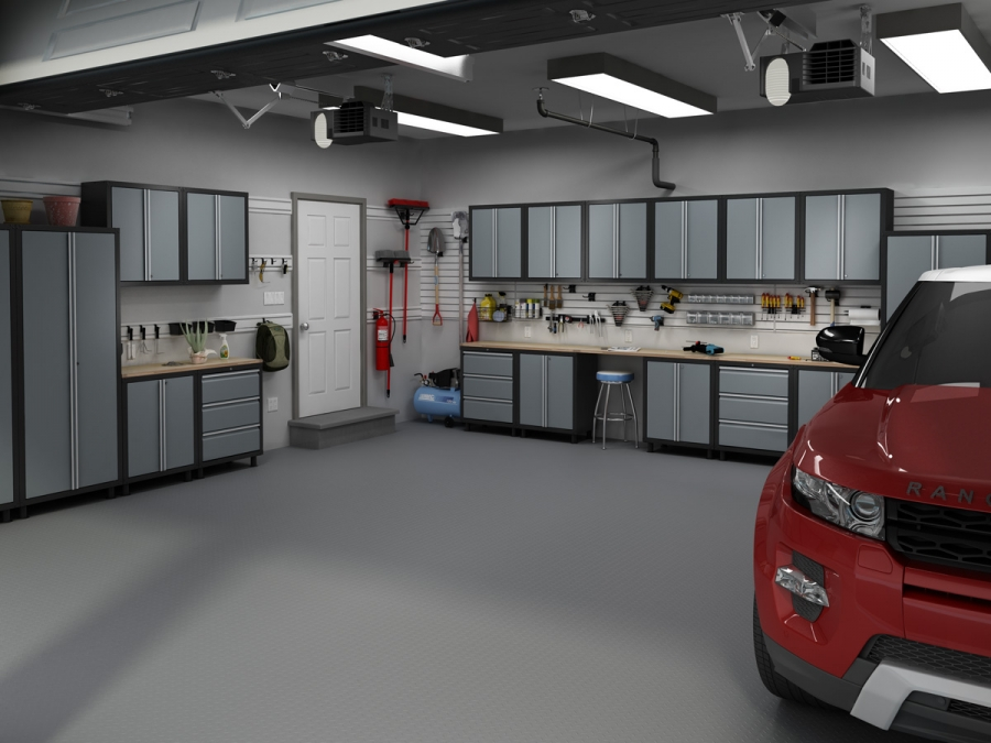 5 tips for a clean garage workshop the world of cars. Black Bedroom Furniture Sets. Home Design Ideas