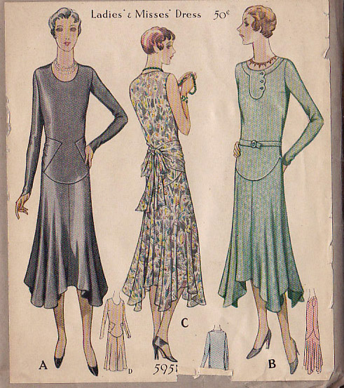 Go back gt gallery for gt 1920s dress patterns