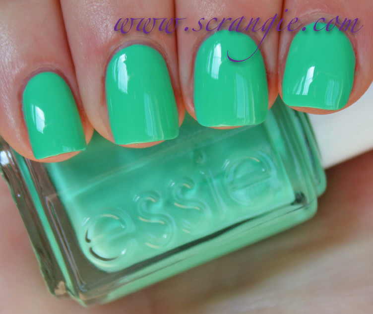 Scrangie: Essie Resort Collection for Spring/Summer 2013 Swatches ...