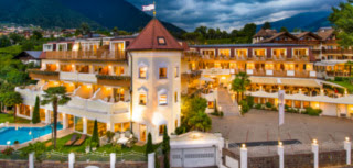 Wellness Hotel Gnaid in Dorf Tirol