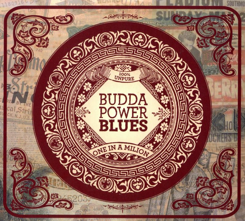 Made in Portugal Budda+Power+Blues_One+In+A+Million_Front