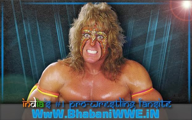 "News » As First Inductee ""Ultimate Warrior"" Announced For 2014 WWE Hall Of Fame"