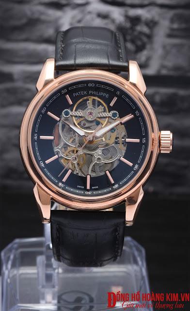 Đồng hồ nam patek philippe chính hãng tại đồng hồ hoàng kim