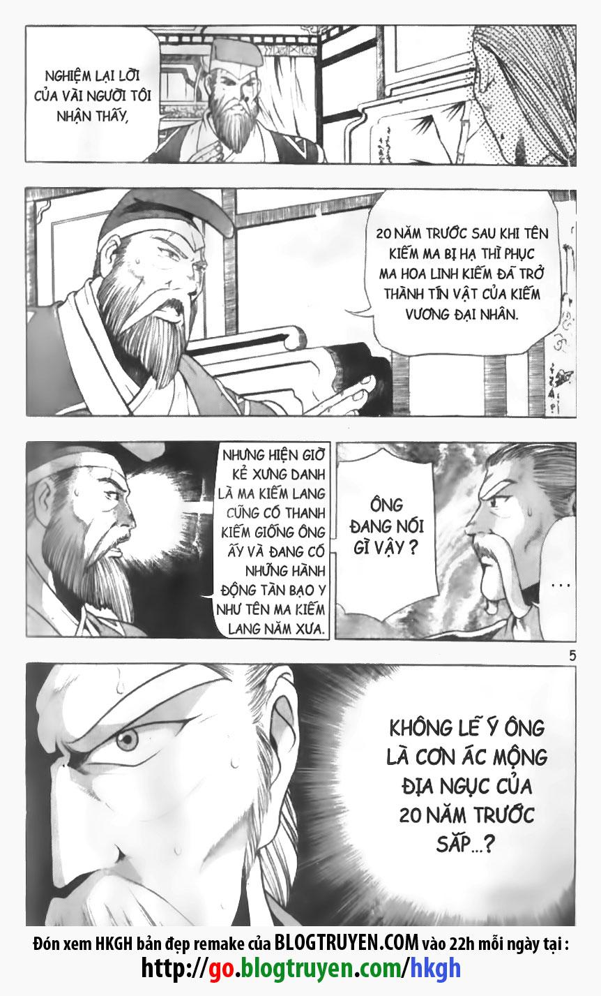 Hiệp Khách Giang Hồ - Hiệp Khách Giang Hồ Chap 089 - Pic 6