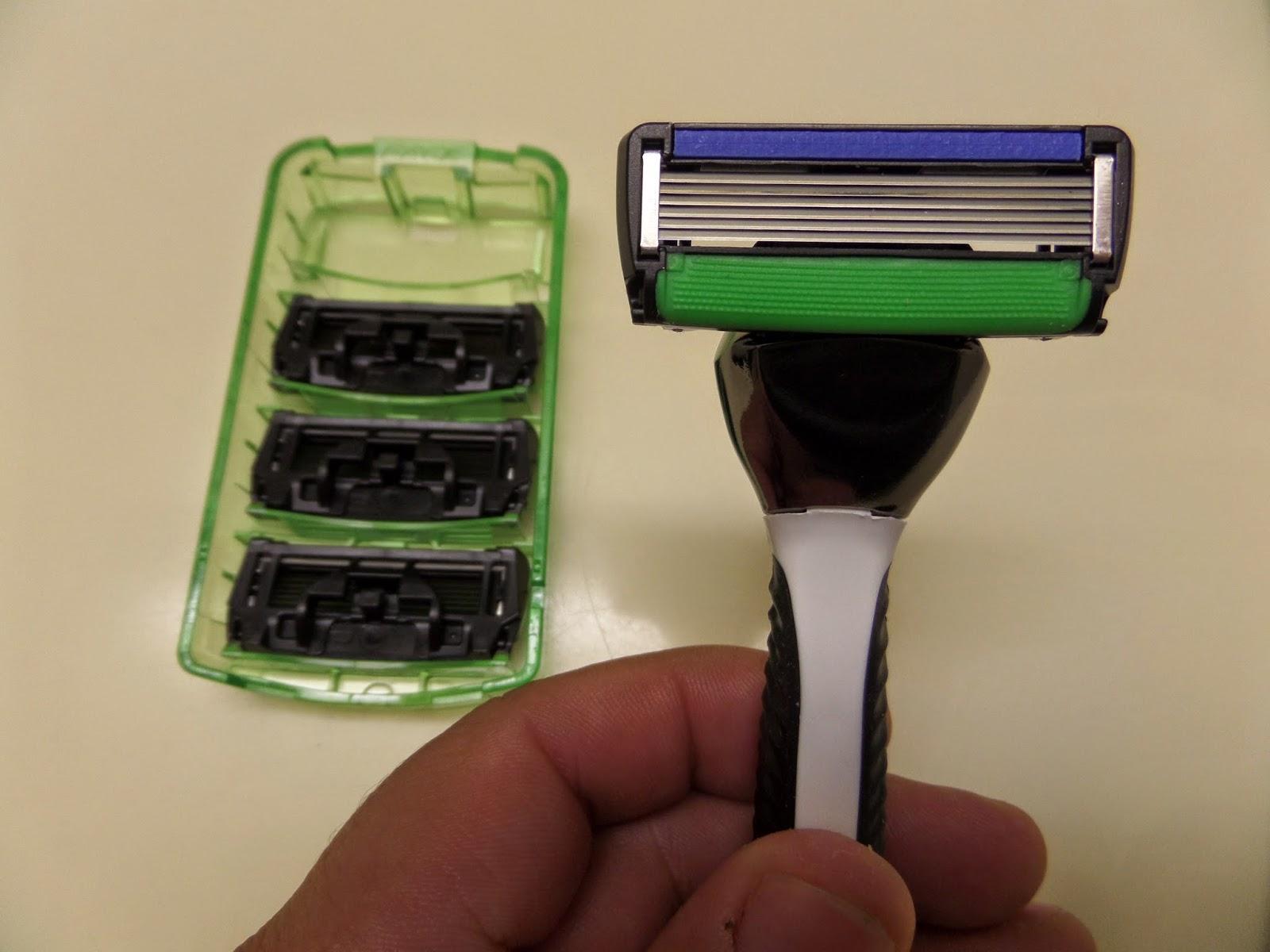 ShaveMOB 6 Blade Razor