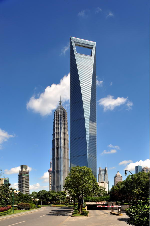Top 10 Tallest Buildings Around The World