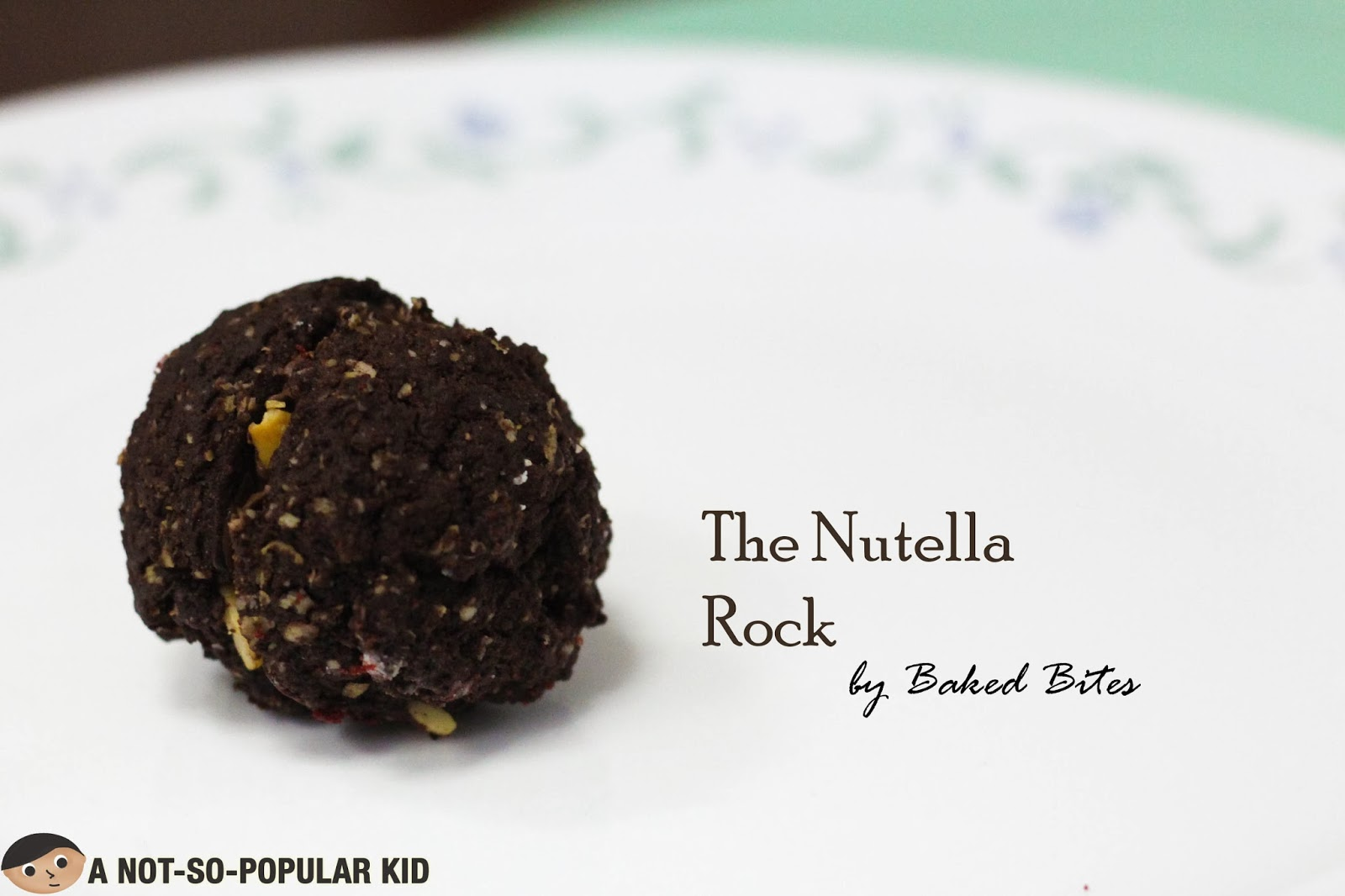 The Nutella Rock by the Baked Bites!