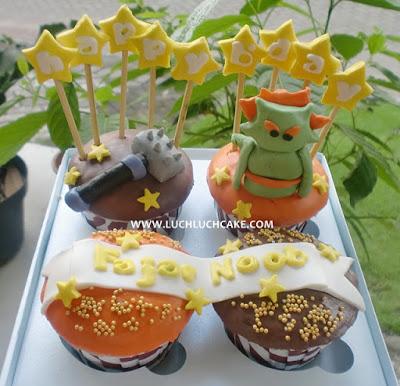 Birthday Cupcake DOTA