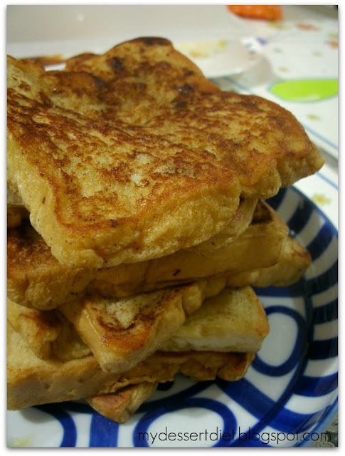 My Dessert Diet: My Perfect French Toast