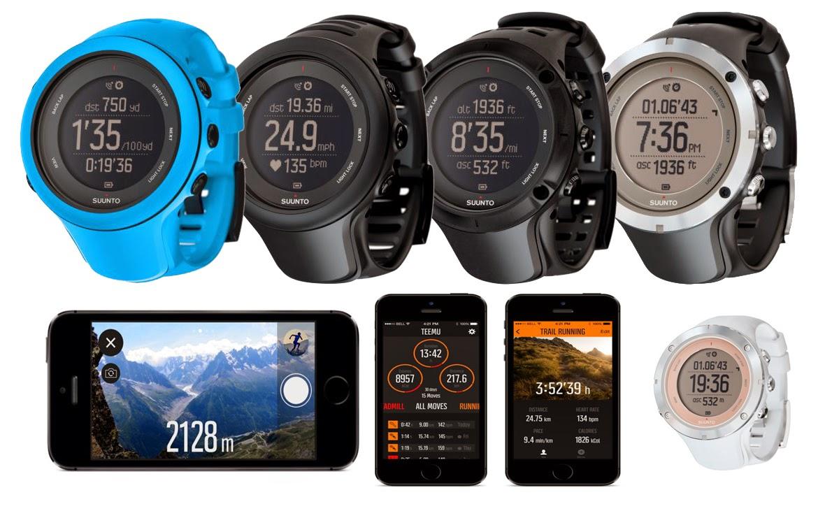 Jam Tangan Sport Suunto Core Original Full Black3 Daftar Harga Rhythm Global Timepiece I1204r04 Wanita Putih 27 Mempunyai Sensor Irama Mengukur Perputaran Pedal Sepeda Anda Dapat Memonitor