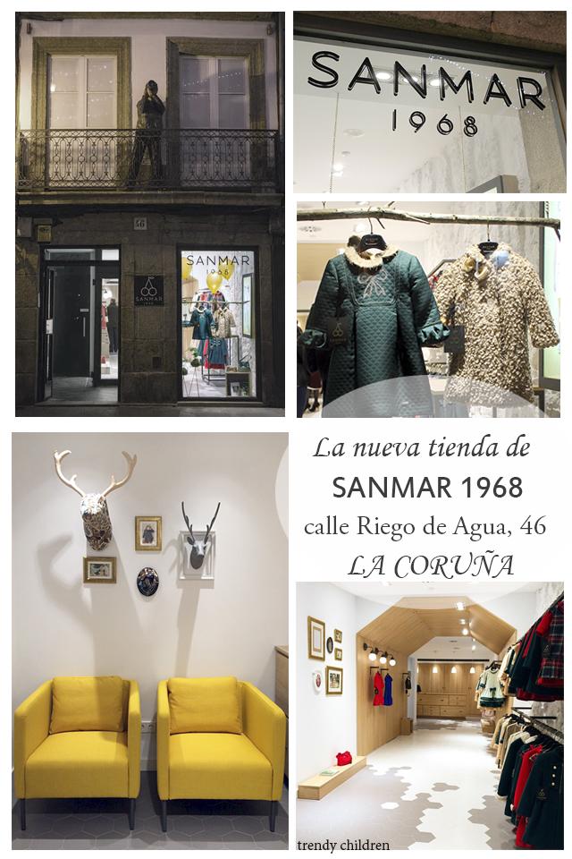 tienda moda infantil centro histórico coruña