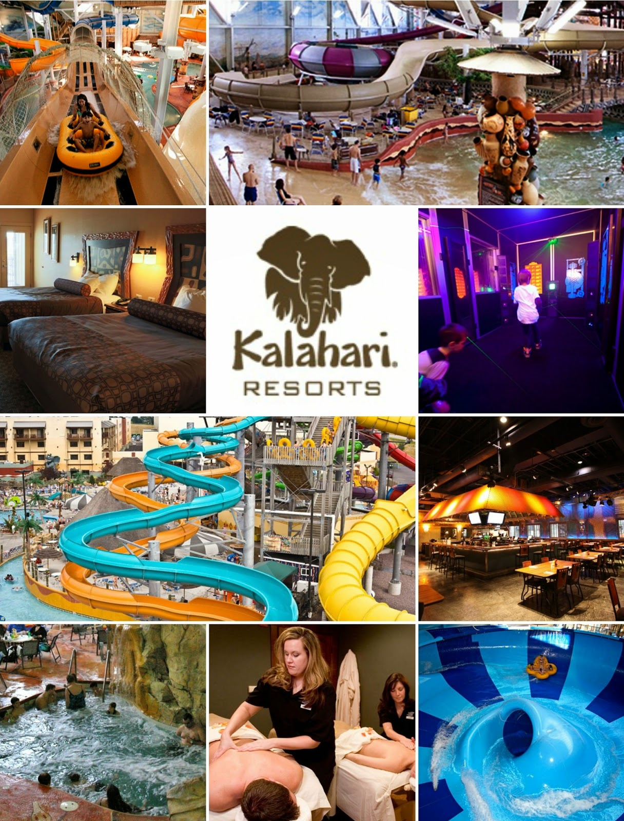Kalahari resort discount coupons