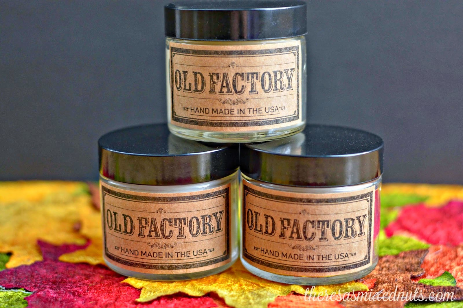 Enter to Win Old Factory Candles