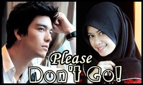 Novel:Please Don't Go