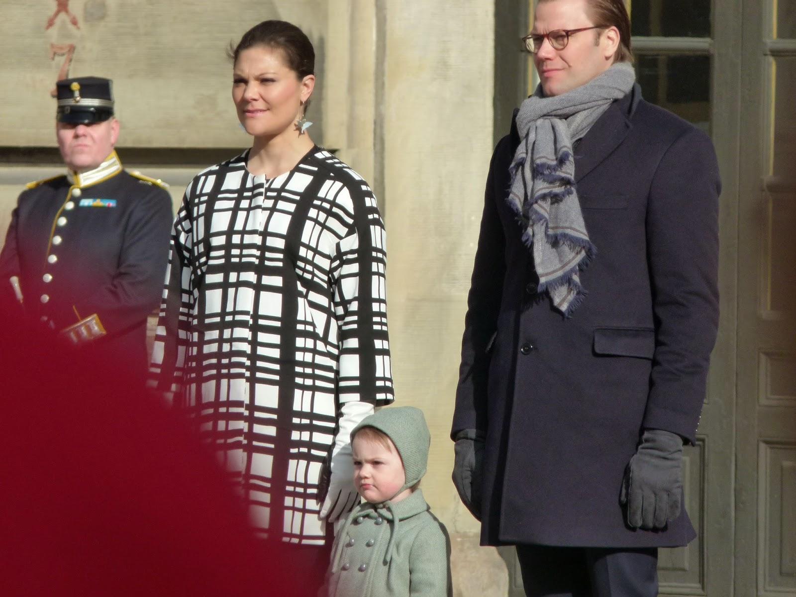 the swedish royals