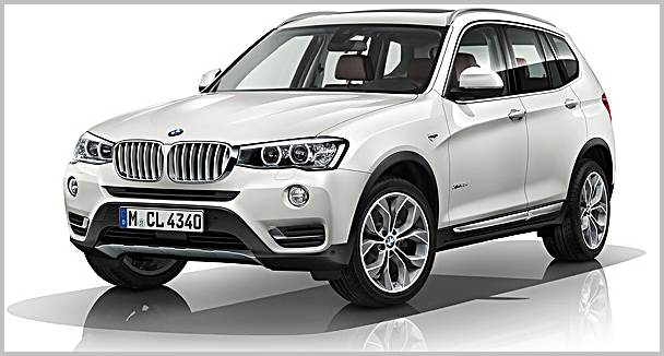 2017 bmw x3 redesign auto bmw review. Black Bedroom Furniture Sets. Home Design Ideas