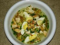 Resep Cara Membuat Soto Ayam Betawi Asli
