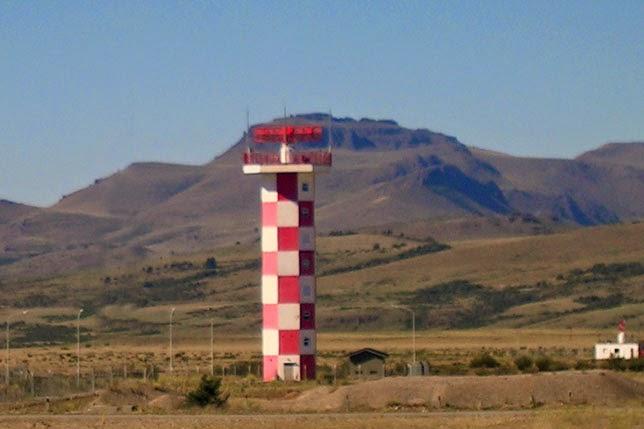 VIGILANCIA AEROESPACIAL EN ARGENTINA