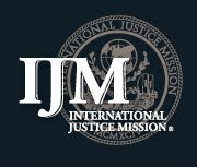 "Apoiamos  a "" Missão Internacional de Justiça """