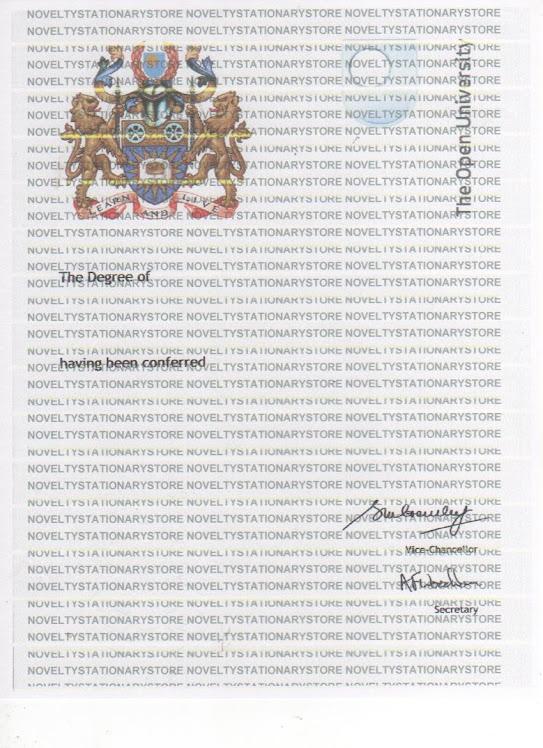 hnd certificate template