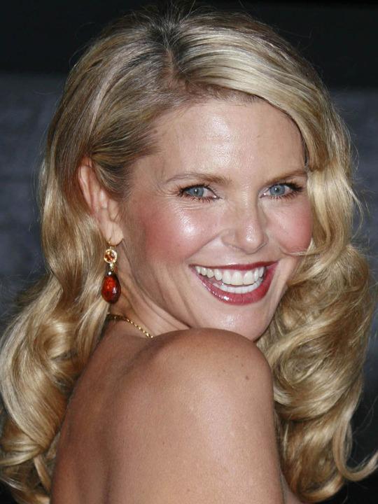 Fashion News: Christie Brinkley Smile,