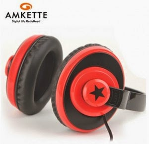 Buy Amkette Trubeats Free Spirit Headset at Rs.892 : Buy To Earn
