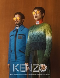 KENZO AW2017 AD CAMPAIGN
