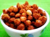 resep membuat kacang telur gurih renyah pedas dan manis