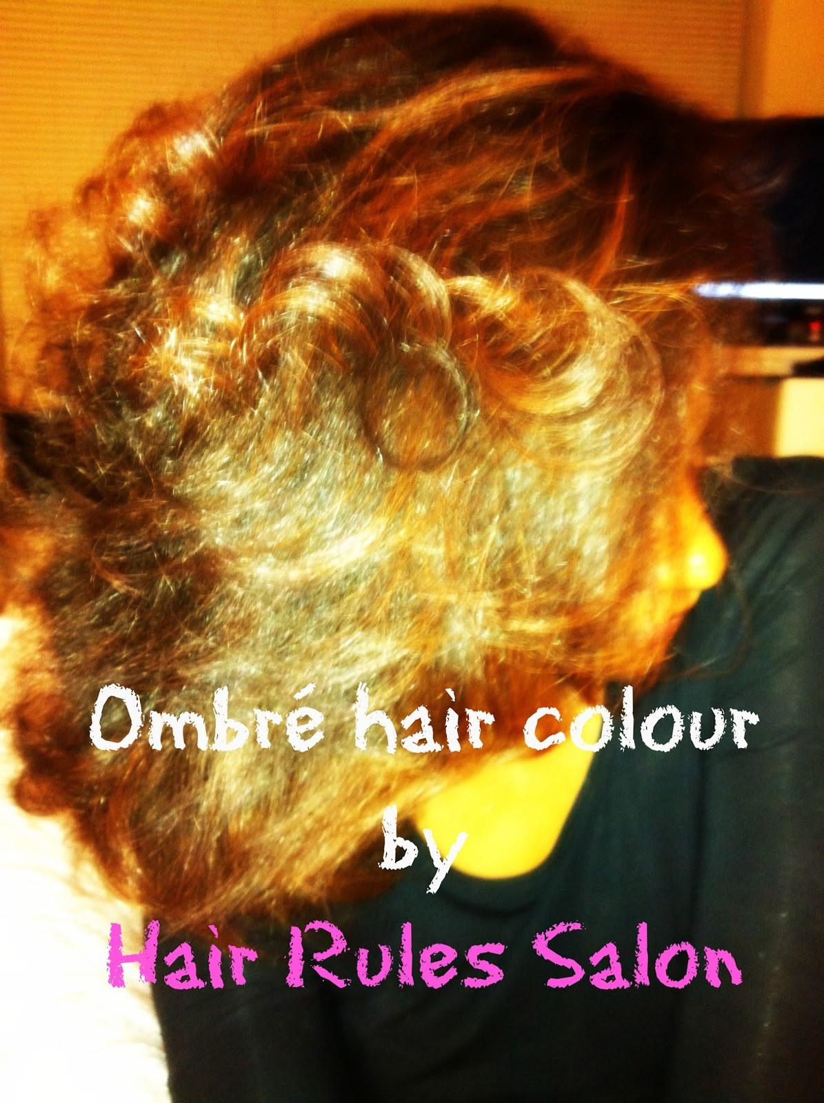 Hair Rules Salon Hair Color Review
