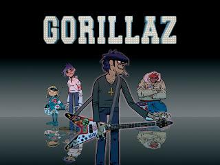 Imagenes de gorillaz