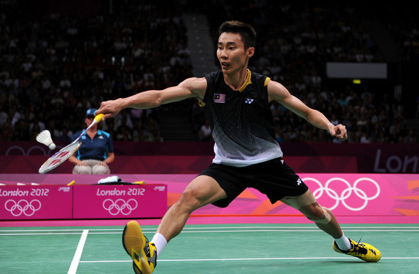 live lee chong wei vs lin dan  badminton akhir olimpik london 2012