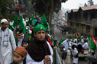 Muslim community in Darjeeling demand development board