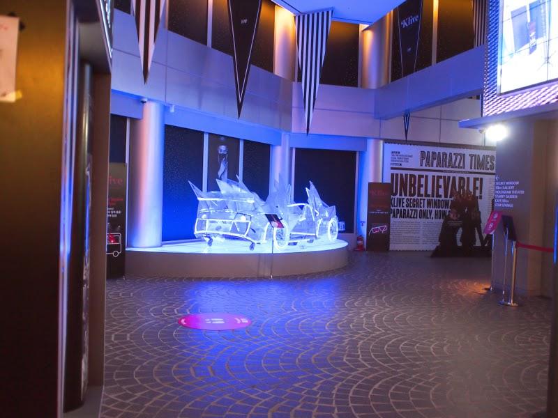 Ewha University Summer Studies Travel Seoul Lotte Fitin big bang lunarrive singapore