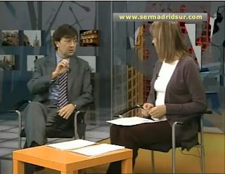 Jorge Flores habla sobre el grooming en TV