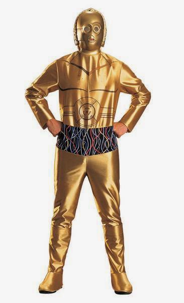 Disfraz C3PO