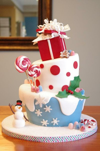 Stunning Christmas Cake Decorating Ideas 401 x 604 · 45 kB · jpeg