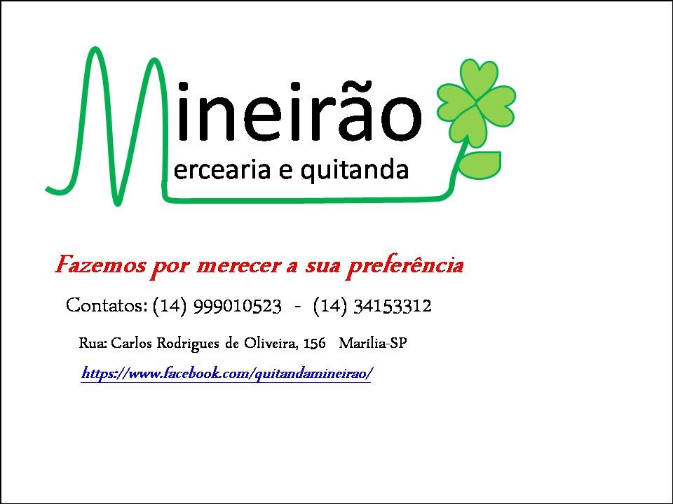 Mercearia e  Quitanda Mineirão