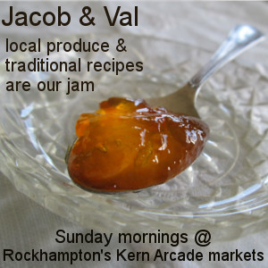 Jacob & Val's homemade preserves