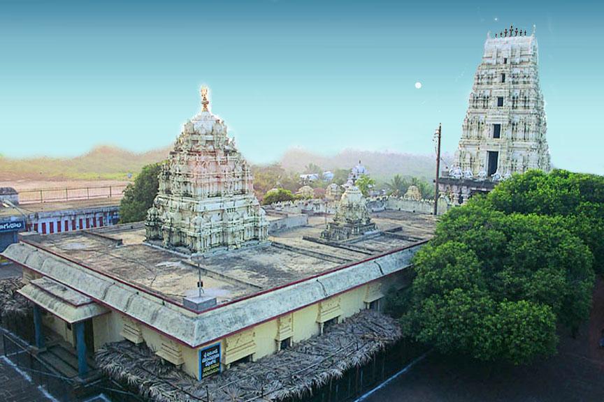 Dwaraka temple