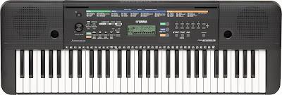 dan organ Yamaha PSR E253