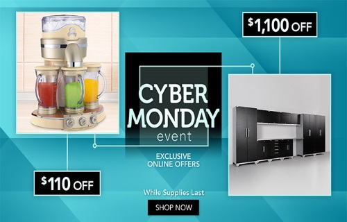 Costco Cyber Monday Event Exclusive Online Deals