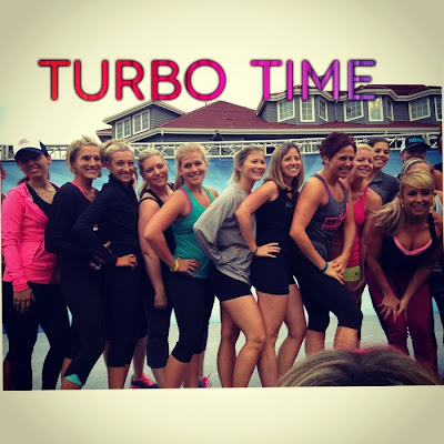 Live Turbo Kick Workout with Chalean Johnson, Dana Point California