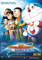 Phim Doraemon: Nobita Và Những Hiệp Sĩ Không Gian