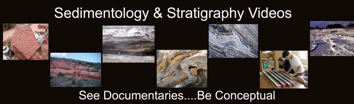 Sedimentology Videos