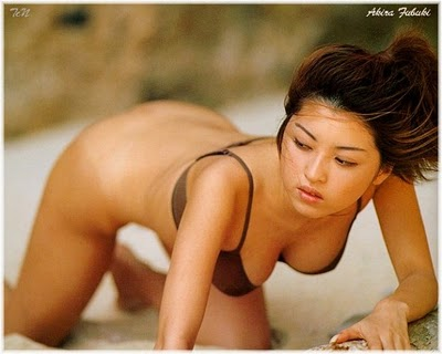 akira fubuki mini skirt fhoto video artis indonesia dan