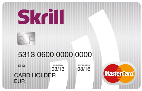 Prepaid Credit Card nodig?